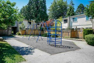 """Photo 1: 15 10585 153 Street in Surrey: Guildford Townhouse for sale in """"GUILDFORD MEWS"""" (North Surrey)  : MLS®# R2599405"""