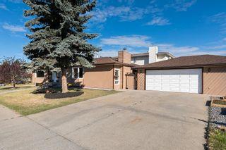 Photo 43: 338 GRAND MEADOW Crescent in Edmonton: Zone 29 House for sale : MLS®# E4260866