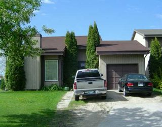 Photo 1: 3 PATELY Crescent in Winnipeg: St Vital Single Family Detached for sale (South East Winnipeg)  : MLS®# 2607771