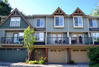 """Photo 1: 21 46840 RUSSELL Road in Sardis: Promontory Townhouse for sale in """"Timber Ridge"""" : MLS®# R2183776"""