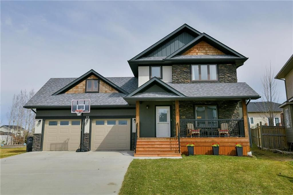 Main Photo: 19 WYNDHAM Court in Niverville: Fifth Avenue Estates Residential for sale (R07)  : MLS®# 202009483