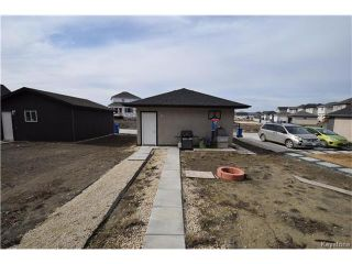 Photo 17: 411 Bridge Lake Drive in Winnipeg: Bridgwater Forest Residential for sale (1R)  : MLS®# 1706745