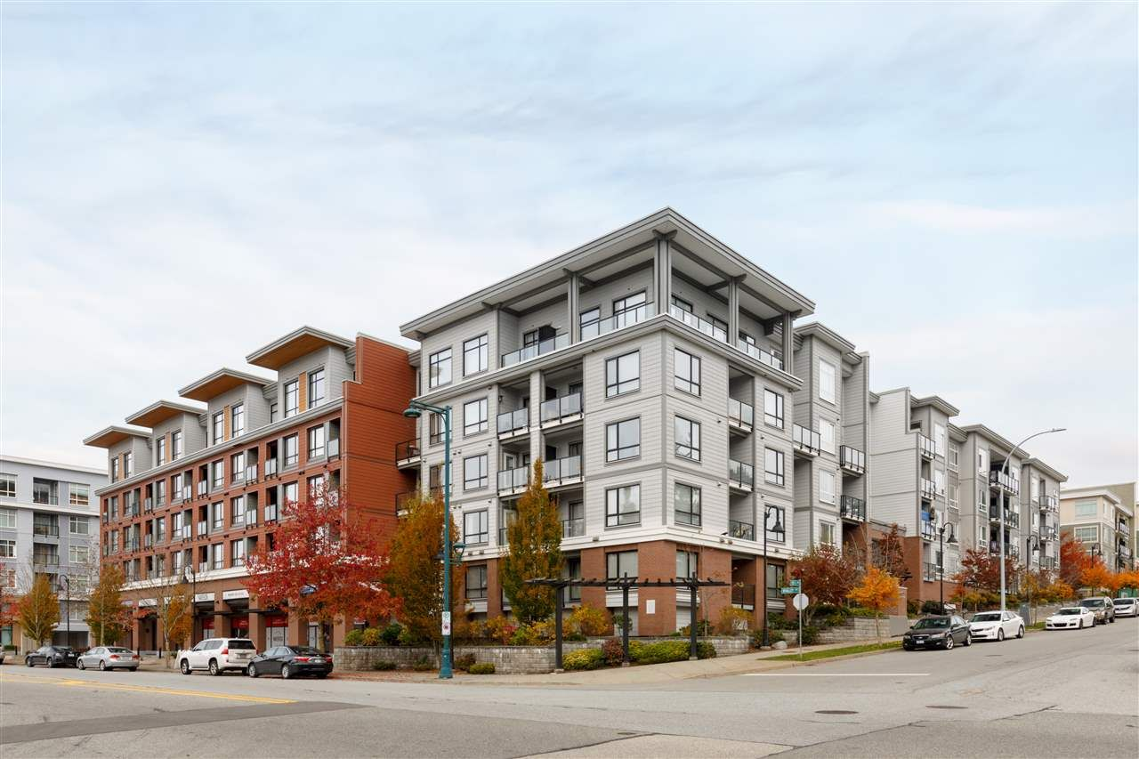 "Main Photo: 424 13733 107A Avenue in Surrey: Whalley Condo for sale in ""QUATTRO 1"" (North Surrey)  : MLS®# R2419300"