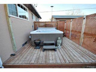 Photo 19: 146 Danbury Bay in WINNIPEG: Westwood / Crestview Residential for sale (West Winnipeg)  : MLS®# 1410862