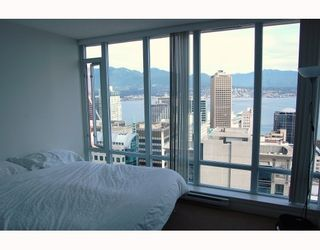 "Photo 7: 2910 610 GRANVILLE Street in Vancouver: Downtown VW Condo for sale in ""THE HUDSON"" (Vancouver West)  : MLS®# V788589"