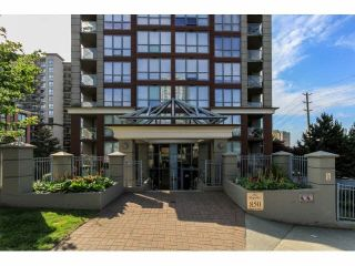 """Photo 2: 1004 850 ROYAL Avenue in New Westminster: Downtown NW Condo for sale in """"THE ROYALTON"""" : MLS®# V1122569"""