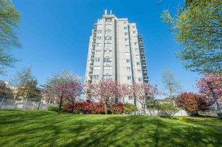 """Main Photo: 605 1833 FRANCES Street in Vancouver: Hastings Condo for sale in """"PANORAMA GARDENS"""" (Vancouver East)  : MLS®# R2589272"""