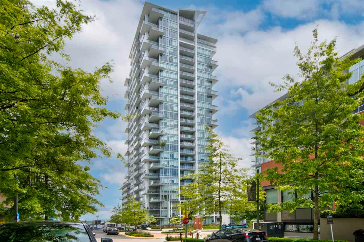 """Main Photo: 1001 258 NELSON'S Court in New Westminster: Sapperton Condo for sale in """"Columbia"""" : MLS®# R2581932"""