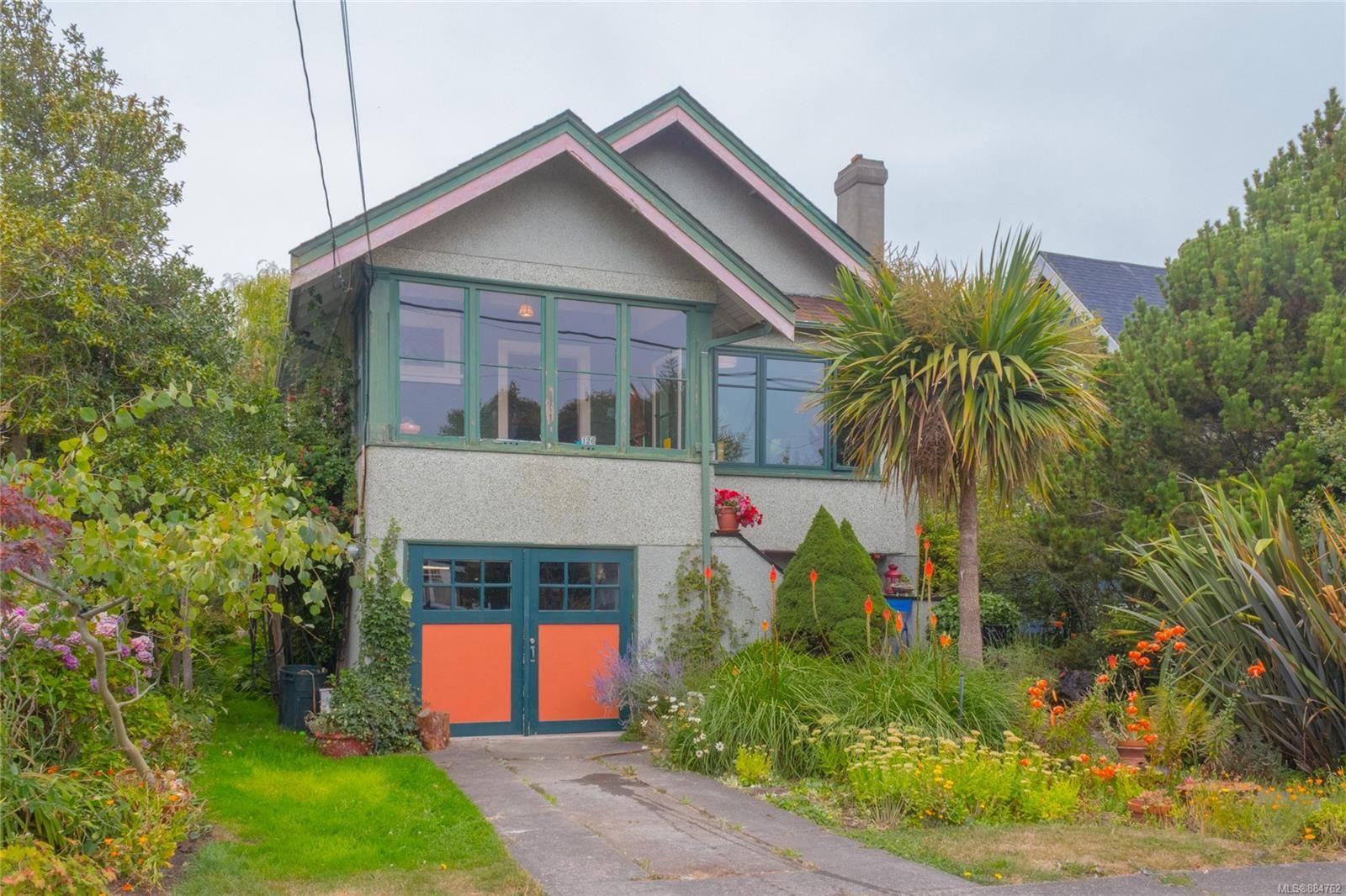 Main Photo: 126 Joseph St in : Vi Fairfield East House for sale (Victoria)  : MLS®# 884762