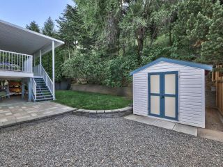 Photo 22: 6123 DALLAS DRIVE in Kamloops: Dallas House for sale : MLS®# 151734