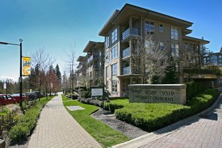 """Photo 2: 217 9339 UNIVERSITY Crescent in Burnaby: Simon Fraser Univer. Condo for sale in """"HARMONY AT THE HIGHLANDS"""" (Burnaby North)  : MLS®# V1007101"""