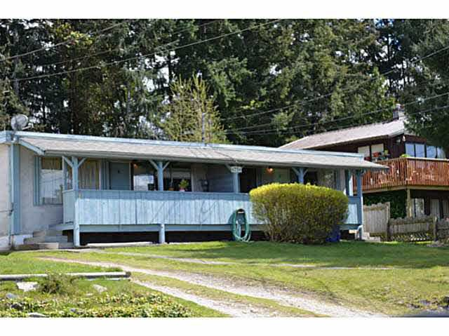 Main Photo: 4734 LAUREL AVENUE in Sechelt: Sechelt District House for sale (Sunshine Coast)  : MLS®# V1111148