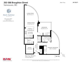"""Photo 36: 202 588 BROUGHTON Street in Vancouver: Coal Harbour Condo for sale in """"HARBOURSIDE PARK"""" (Vancouver West)  : MLS®# R2579225"""