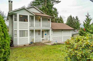 Main Photo: 65 SEAVIEW Drive in Port Moody: College Park PM House for sale : MLS®# R2541075