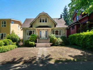 Photo 1: 2854 W 38TH AVENUE in Vancouver: Kerrisdale House for sale (Vancouver West)  : MLS®# R2282420