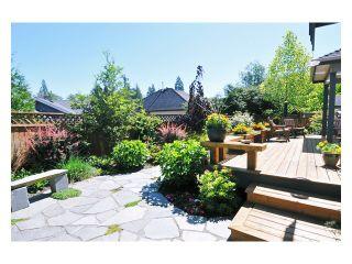 "Photo 10: 10516 BAKER Place in Maple Ridge: Albion House for sale in ""MAPLECREST"" : MLS®# V841282"