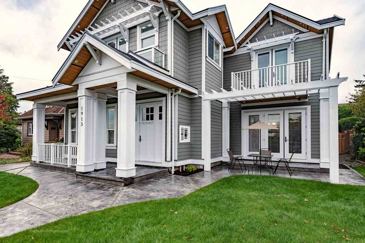 """Main Photo: 1913 SEVENTH Avenue in New Westminster: West End NW House for sale in """"WEST END"""" : MLS®# R2008524"""