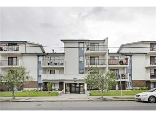 Photo 1: 206 647 1 Avenue NE in Calgary: Bridgeland Condo for sale : MLS®# C3638230