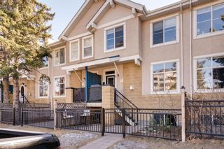 Photo 1: 4 2001 34 Avenue SW in Calgary: Altadore Row/Townhouse for sale : MLS®# A1094938