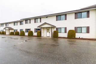 Photo 1: 5 7455 HURON Street: Townhouse for sale in Chilliwack: MLS®# R2546189