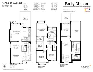 Photo 2: 14880 58 Avenue in Surrey: Sullivan Station House for sale : MLS®# R2425895