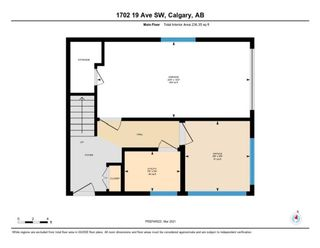 Photo 31: 1702 19 Avenue SW in Calgary: Bankview Row/Townhouse for sale : MLS®# A1078648