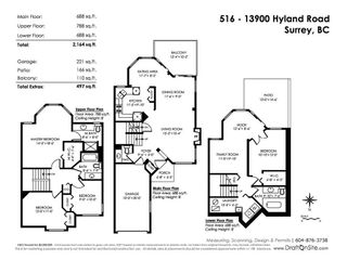 """Photo 20: 516 13900 HYLAND Road in Surrey: East Newton Townhouse for sale in """"HYLAND GROVE"""" : MLS®# R2294948"""