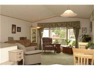 Photo 2:  in VICTORIA: La Mill Hill Manufactured Home for sale (Langford)  : MLS®# 424818