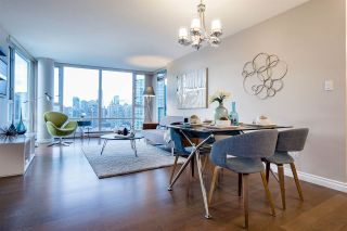 Photo 10: 2808 1033 MARINASIDE CRESCENT in Vancouver: Yaletown Condo for sale (Vancouver West)  : MLS®# R2238067
