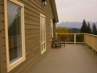 Photo 2: 1495 THOMPSON Road in Gibsons: Gibsons & Area House for sale (Sunshine Coast)  : MLS®# V818231