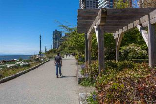 """Photo 29: 405 1930 MARINE Drive in West Vancouver: Ambleside Condo for sale in """"Park Marine"""" : MLS®# R2577274"""
