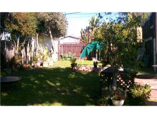 Photo 7: NORTH PARK House for sale : 2 bedrooms : 3585 Alabama Street in San Diego