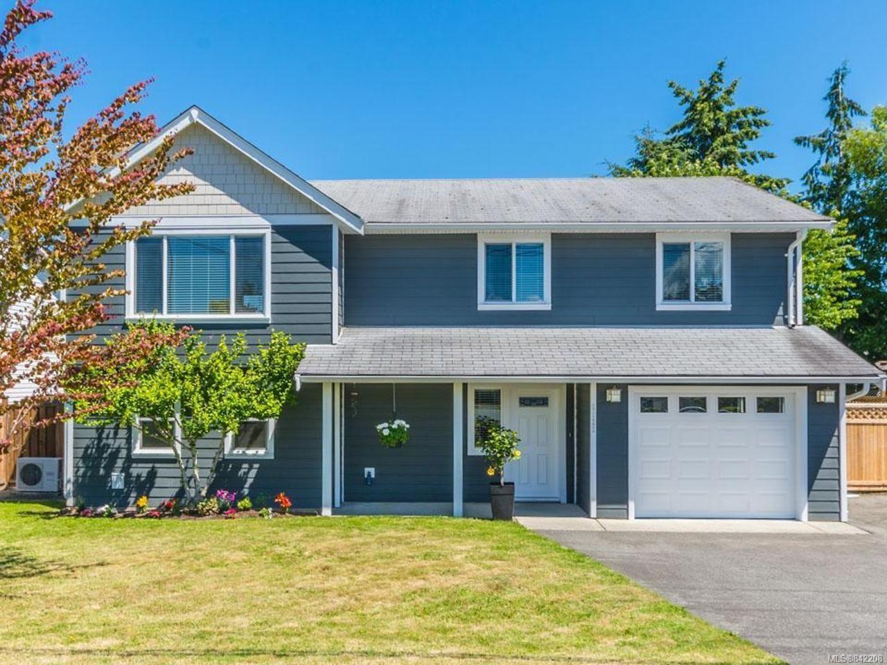 Main Photo: 6122 Brickyard Rd in NANAIMO: Na North Nanaimo House for sale (Nanaimo)  : MLS®# 842208