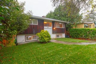 Photo 1: 3905 Grange Rd in : SW Strawberry Vale House for sale (Saanich West)  : MLS®# 860660