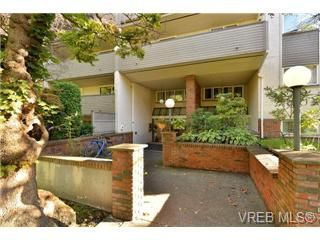Photo 1: 305 909 Pembroke Street in Victoria: Vi Central Park Condo for sale