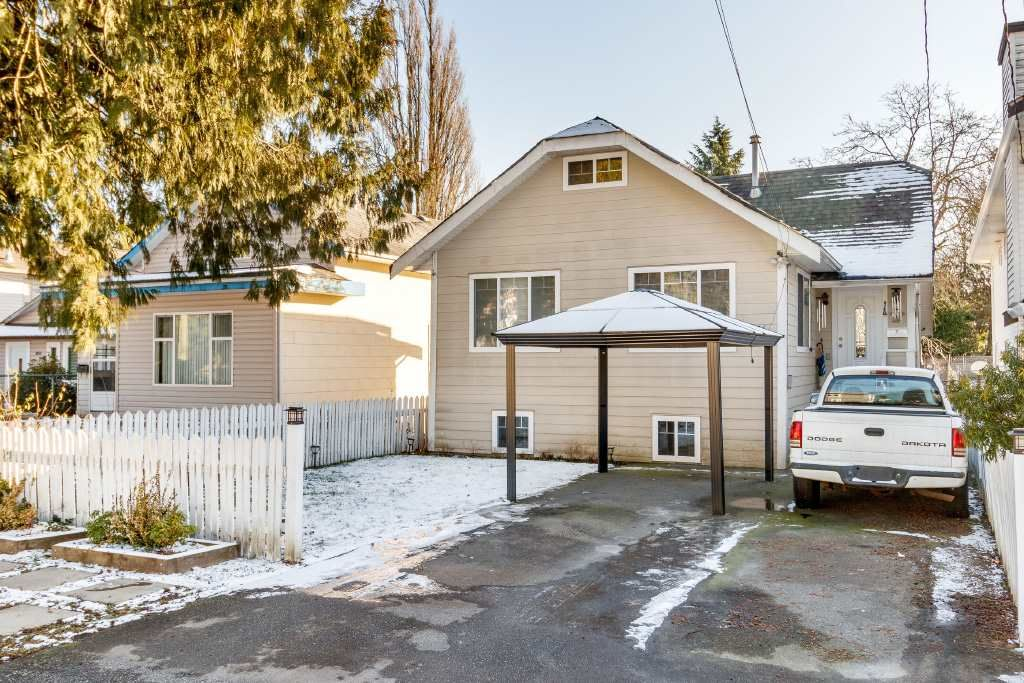 "Main Photo: 1856 SALISBURY Avenue in Port Coquitlam: Glenwood PQ House for sale in ""GLENWOOD"" : MLS®# R2338368"
