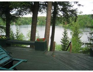 "Photo 9: 11490 LAKESIDE Drive in Prince_George: Ness Lake House for sale in ""NESS LAKE"" (PG Rural North (Zone 76))  : MLS®# N178869"