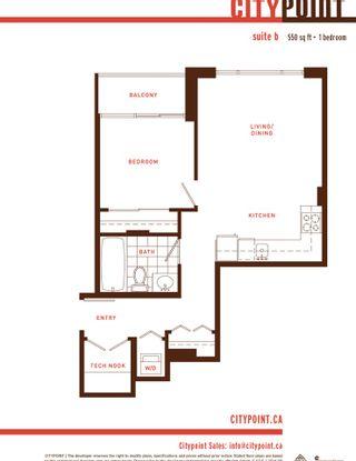 Photo 19: 1505 10777 UNIVERSITY Drive in Surrey: Whalley Condo for sale (North Surrey)  : MLS®# R2334797