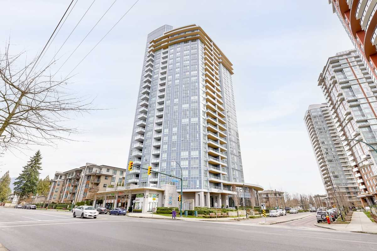 "Main Photo: 1007 3093 WINDSOR Gate in Coquitlam: New Horizons Condo for sale in ""WINDSOR"" : MLS®# R2544186"