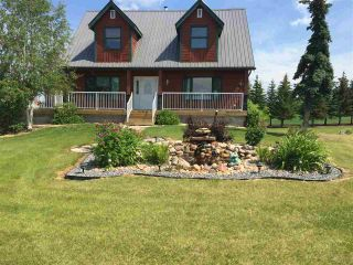 Photo 1: 26418 TWP 633: Rural Westlock County House for sale : MLS®# E4252312