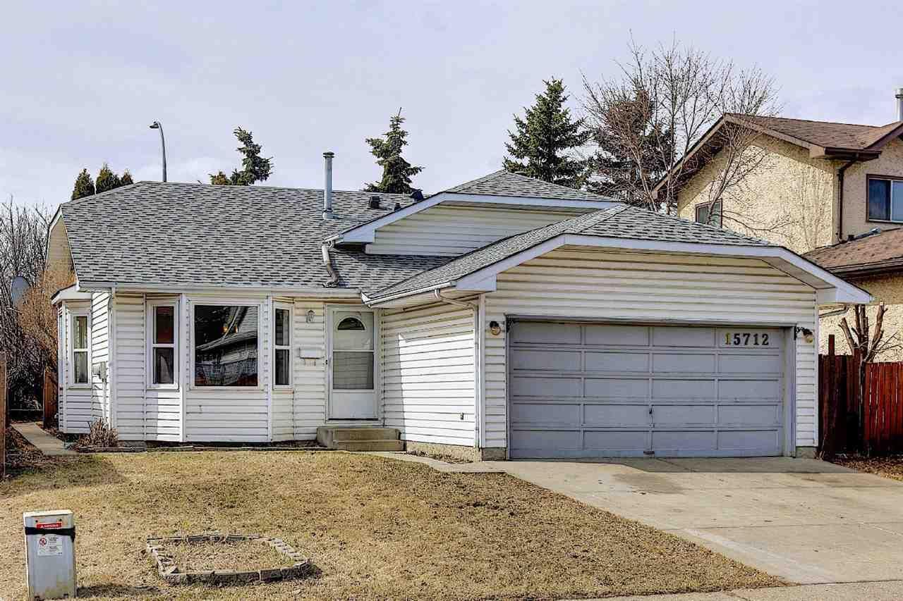 Main Photo: 15712 81 Street in Edmonton: Zone 28 House for sale : MLS®# E4236940