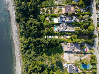 """Photo 5: 13808 MARINE Drive: White Rock Land for sale in """"Marine Drive Waterfront"""" (South Surrey White Rock)  : MLS®# R2611057"""