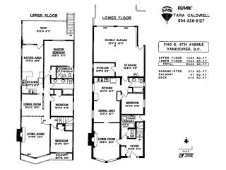 "Photo 1: 3140 E 6TH Avenue in Vancouver: Renfrew VE House for sale in ""RENFREW VE"" (Vancouver East)  : MLS®# V1080439"