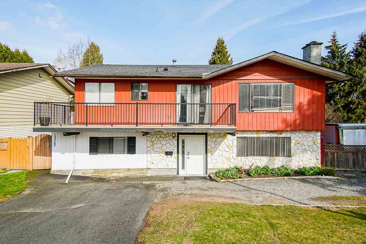 Main Photo: 13267 96 Avenue in Surrey: Queen Mary Park Surrey House for sale : MLS®# R2551089