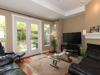 "Photo 9: 2411 SHADBOLT LN in West Vancouver: Panorama Village Townhouse for sale in ""Klahaya"" : MLS®# V1021422"