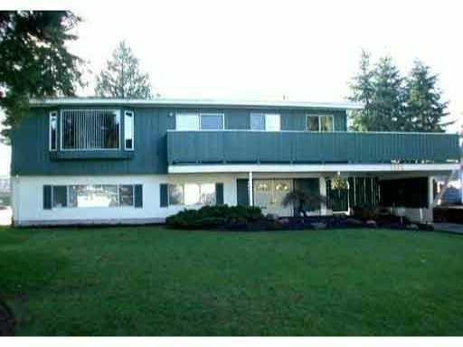 Main Photo: 7552 CHUTTER Street in Burnaby: Government Road House for sale (Burnaby North)  : MLS®# V820728