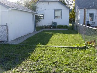 Photo 16: 456 St Jean Baptiste Street in WINNIPEG: St Boniface Residential for sale (South East Winnipeg)  : MLS®# 1427520