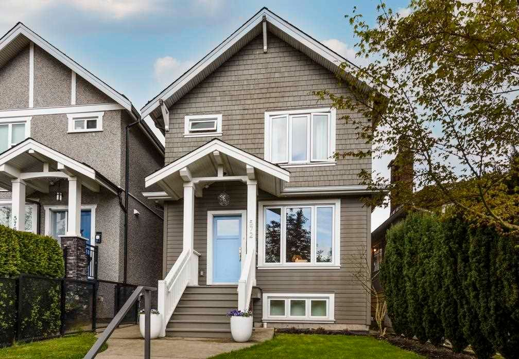 Main Photo: 572 E 30TH AVENUE in Vancouver: Fraser VE House for sale (Vancouver East)  : MLS®# R2572706