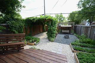 Photo 23: 328 Morley Avenue in Winnipeg: Lord Roberts Residential for sale (1Aw)  : MLS®# 202117534