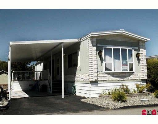 """Main Photo: 23 15875 20TH Avenue in Surrey: King George Corridor Manufactured Home for sale in """"SEARIDGE BAYS"""" (South Surrey White Rock)  : MLS®# F2911406"""